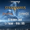 Stratovarius Casino Orbe Billets