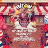 Elrow Backstage VIP Bürkliplatz Zürich Billets