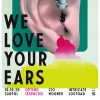 We Love Your Ears Südpol Luzern Tickets