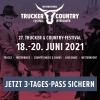 27. Intern. Trucker & Country-Festival Interlaken Flugplatz Interlaken Biglietti