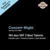 Concert-Night: Mit den SRF 3 best Talents: Damian Lynn + Veronica Fusaro + Sam Himself TCS Zentrum Betzholz Hinwil (ZH) Biglietti