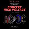Concert High Voltage Trophée de la Venoge 2019 à La Sarraz La Sarraz Tickets