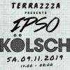 Terrazzza pres. IPSO mit Kölsch Halle 622 Zürich Biglietti