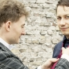 "Sebastian Krämer und Marco Tschirpke: ""Ich n'Lied, Du n'Lied - Level 2"" Theater im Teufelhof Basel Tickets"