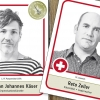 "Reto Zeller und Christian Johannes Käser: ""Offside Stories"" Theater im Teufelhof Basel Tickets"