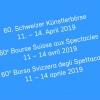 60. Schweizer Künstlerbörse 2019 Schadausaal Thun Billets