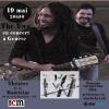"""Concert de """" The Two """" Salle Centrale de la Madeleine Genève Tickets"""