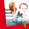 Thomas Sevin Salle Point favre Chêne-Bourg Tickets
