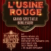 L'Usine Rouge - Grand Spectacle Burlesque Kulturfabrik KUFA Lyss Lyss Tickets