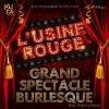 L'Usine Rouge Kulturfabrik KUFA Lyss Lyss Tickets