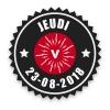 Jeudi 23.08.2018 Venoge Festival Penthalaz Biglietti