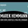 V mit Marek Hemmann Live Viertel Klub Basel Tickets
