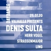 Valhalla presents Denis Sulta Viertel Klub Basel Tickets