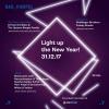 Light Up The New Year! Viertel Klub Basel Tickets