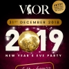 Vior Silvester Night 2018/ 2019 VIOR Club, Löwenstrasse 2 Zürich Tickets