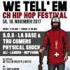 We Tell'Em - CH-Hip Hop Festival Kulturfabrik KUFA Lyss Lyss Tickets