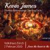 Kevin James Volkshaus, Weisser Saal Zürich Biglietti