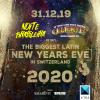 Biggest Latin NYE 2020 X-TRA, Limmatstr. 118 Zürich Tickets