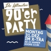 Die ultimative 90er Silvester Party X-TRA, Limmatstr. 118 Zürich Tickets