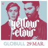 Yellow Claw Globull Bulle Tickets