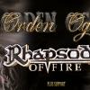 Orden Ogan - Rhapsody Of Fire Z7 Pratteln Tickets