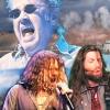 Deep Purple's Ian Paice with Purpendicular Z7 Pratteln Billets