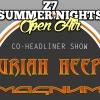 Uriah Heep - Magnum Z7 Pratteln Billets