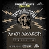 Earshakerday with Amon Amarth + many more Z7 Pratteln Billets