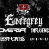 Evergrey - Noveria and many more Z7 Pratteln Billets