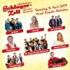 2. volkstümliches Schlager-Zelt Zürcher Oberland Zelthalle Areal Eissportzentrum Wetzikon Tickets