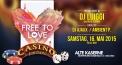 Free To Love - Casino Edition