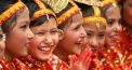 T�nze aus Nepal gegen M�dchenverschleppung