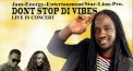 Don't Stop Di Vibes: I-Octane, Trimma, Miss C