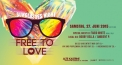 Free To Love - Sunglasses Night