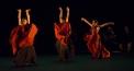 Flamencos en route