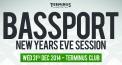 BASSPORT: New Years Eve w/ Argy & Animal Trainer