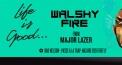 Walshy Fire from Major Lazer