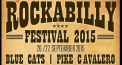 Rockabilly Festival 2015 - Live: Blue Cats (UK) and more