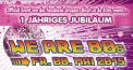 We Are 80s (1-j�hriges Jubil�um)