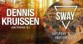 Sway w/ Dennis Kruissen (NL), Nicolas Haelg u.a.