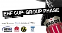 EHF Cup Gruppenphase - Einzelticket Pfadi Winterthur - Haslum Handballklubb
