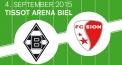 Borussia M�nchengladbach vs. FC Sion