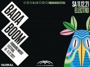 Reporté: badaboom fribourg music festival // soirée electro