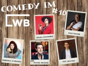 Comedy im LWB #10 - mit Frank Richter, Helga Schneider, Rolf Schmid u.v.m.