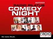 Radio Pilatus Comedy Night - Rob Spence