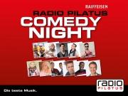 Radio Pilatus Comedy Night - Charles Nguela mit Helvetica's Secret
