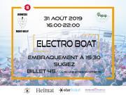 Électro Boat - Party Boat