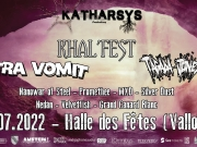 REPORTÉ: Khal'fest avec Ultra Vomit - Tagada Jones - Nanowar of Steel - Promethee
