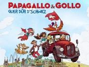 Papagallo & Gollo - Quer dür d'Schwiiz