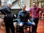 Richard Pizzorno Trio feat. Diego Imbert & André Ceccarelli
